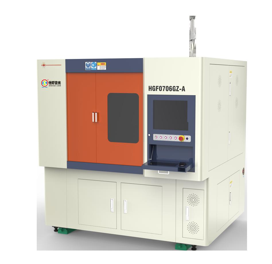 高精密光纖激光切割機