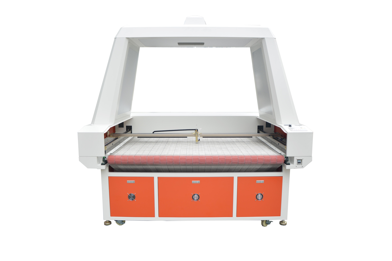 大幅面CCD全自動切割機