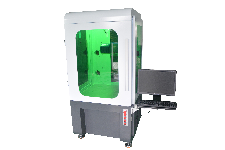 光纖三維激光打標機