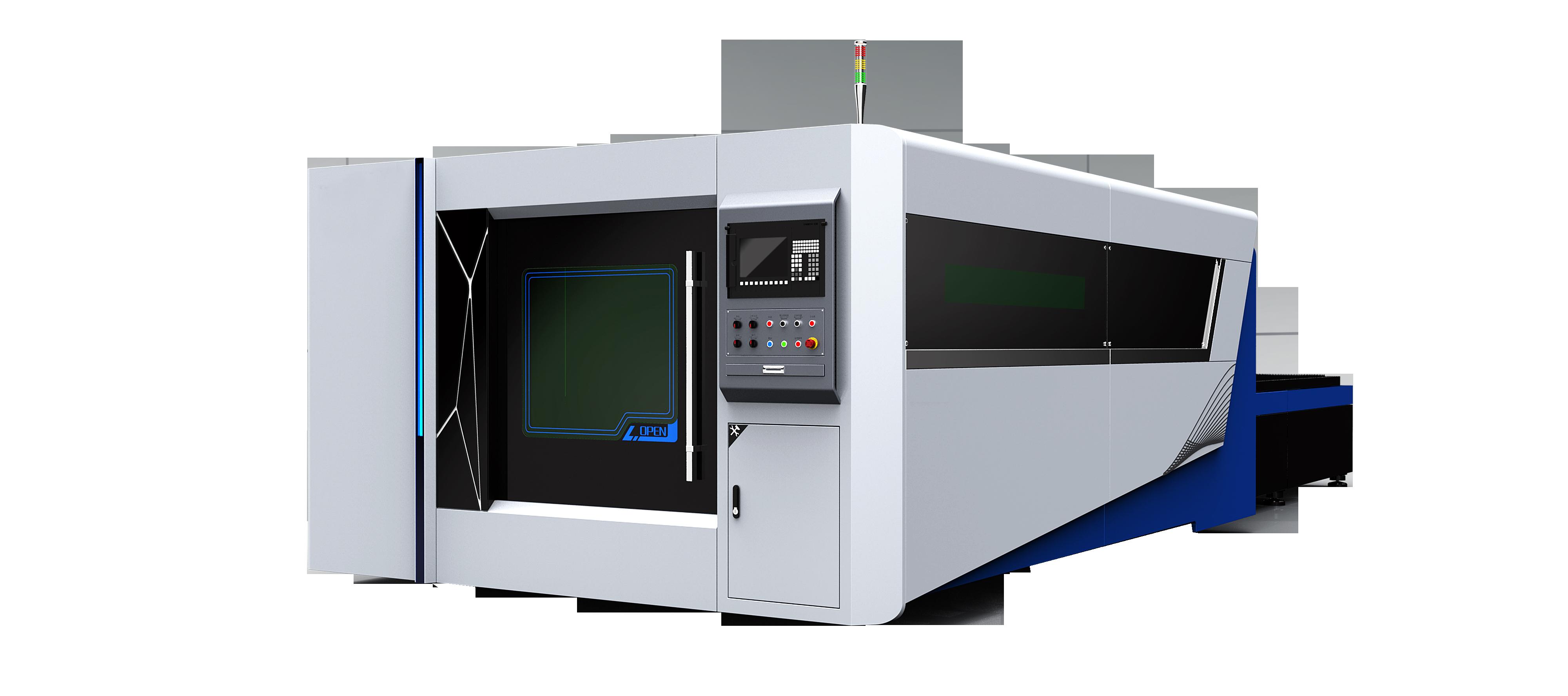 雙平臺光纖激光切割機